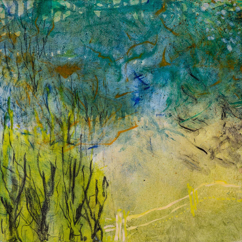 Impressionist Interpretation: The Land II