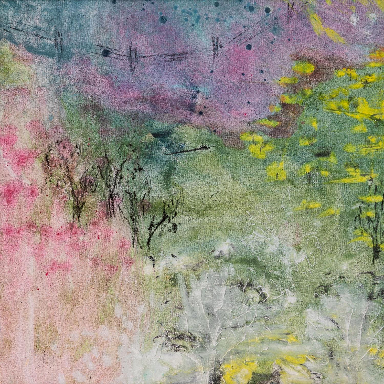 Impressionist Interpretation: The Land III