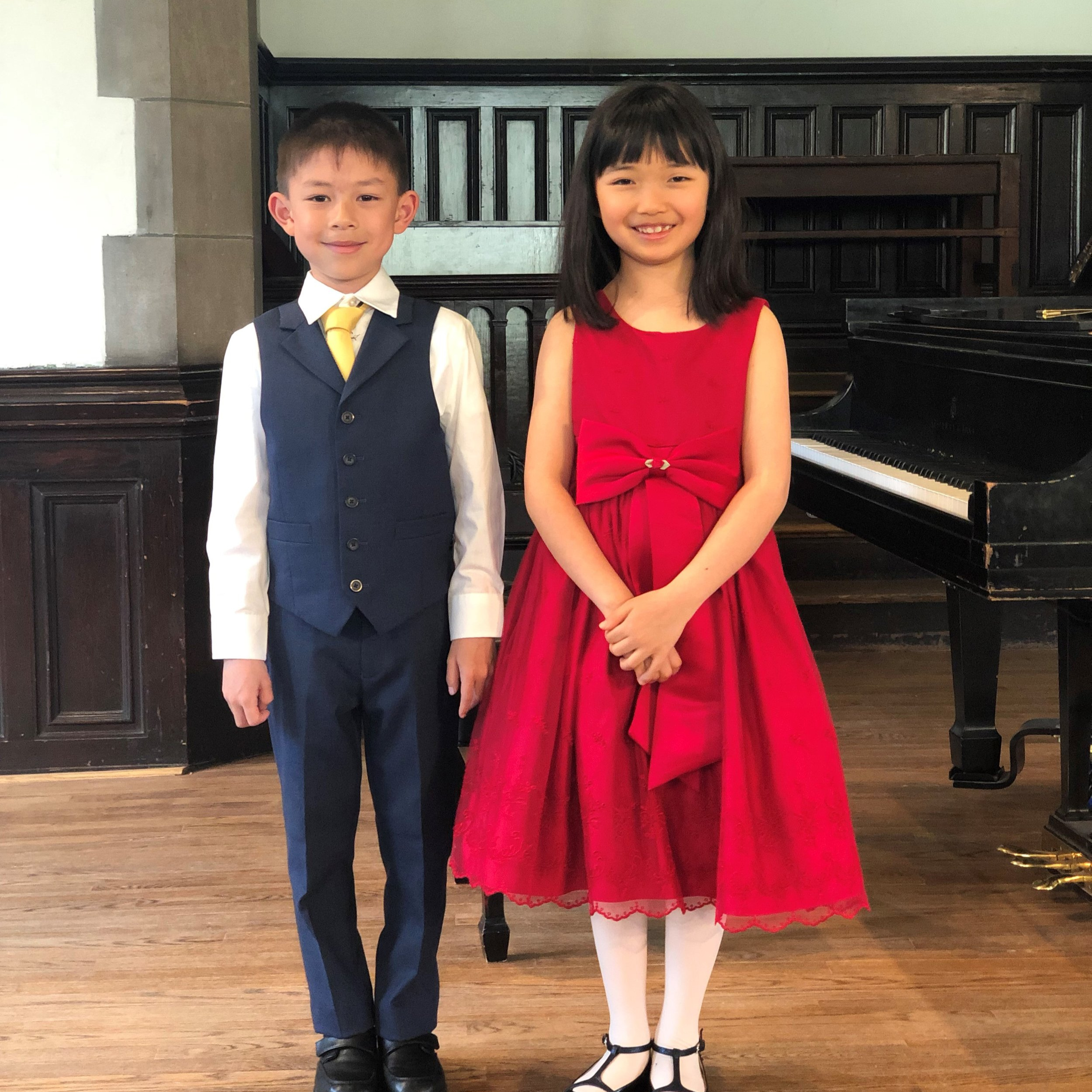 Encouraging young musicians - The Society of American Musicians hosts an annual competition each spring for cello, flute, guitar, piano, viola, and violin students age 19 and younger.