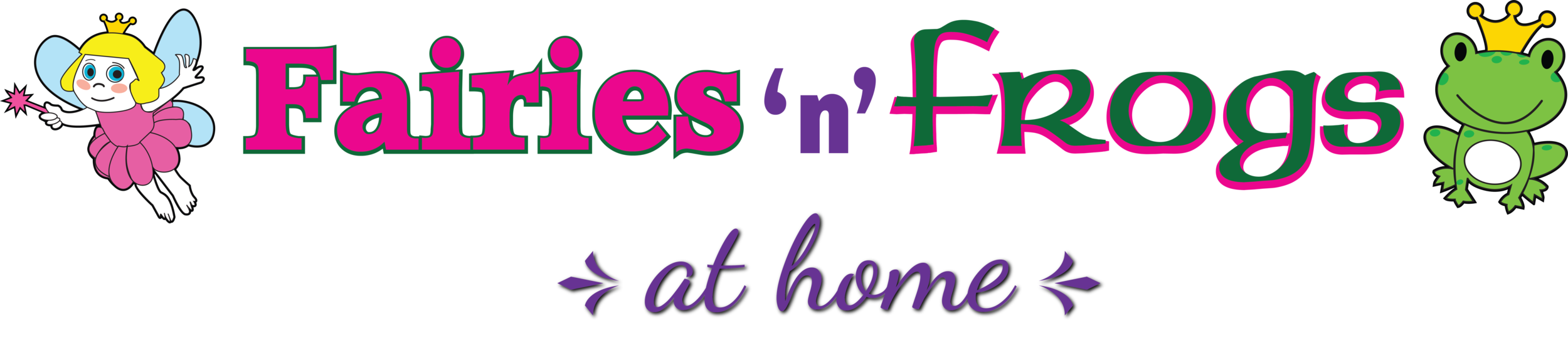 Fairies n Frogs at home HIGRES - Final Logo.png