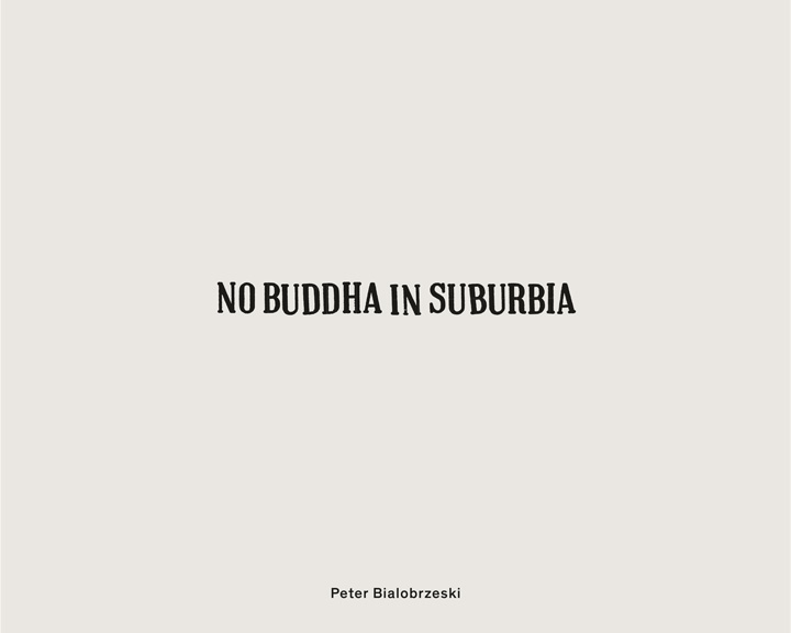 "- In ""No Buddha in Suburbia"" Peter Bialobrzeski returns to Asia, for his new photographical case study in urbanism and humanity. After his last major series ""Die zweite Heimat"" on his native Germany (with a touring exhibition and sold out book) he followed an invitation of the Goethe Institute to Mumbai. Mumbai's Suburbia counts as one of the largest urban sprawls on the planet and in contrary to the western notion of the word, it is a dystopian environment. The overpopulated streets are lined with an eclectic mix of derelict buildings, high rises, slums and huge billboards. The population density is 22.000 people/km²! In the pictures for this series Peter Bialobrzeski tries to condense these highly intense and complex impressions in impressive tableaus that are presented in this publication for the first time.24,3 × 30,4 cm 