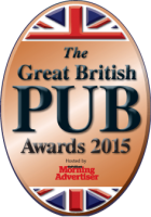 UK's Best Entertainment Pub: 2015