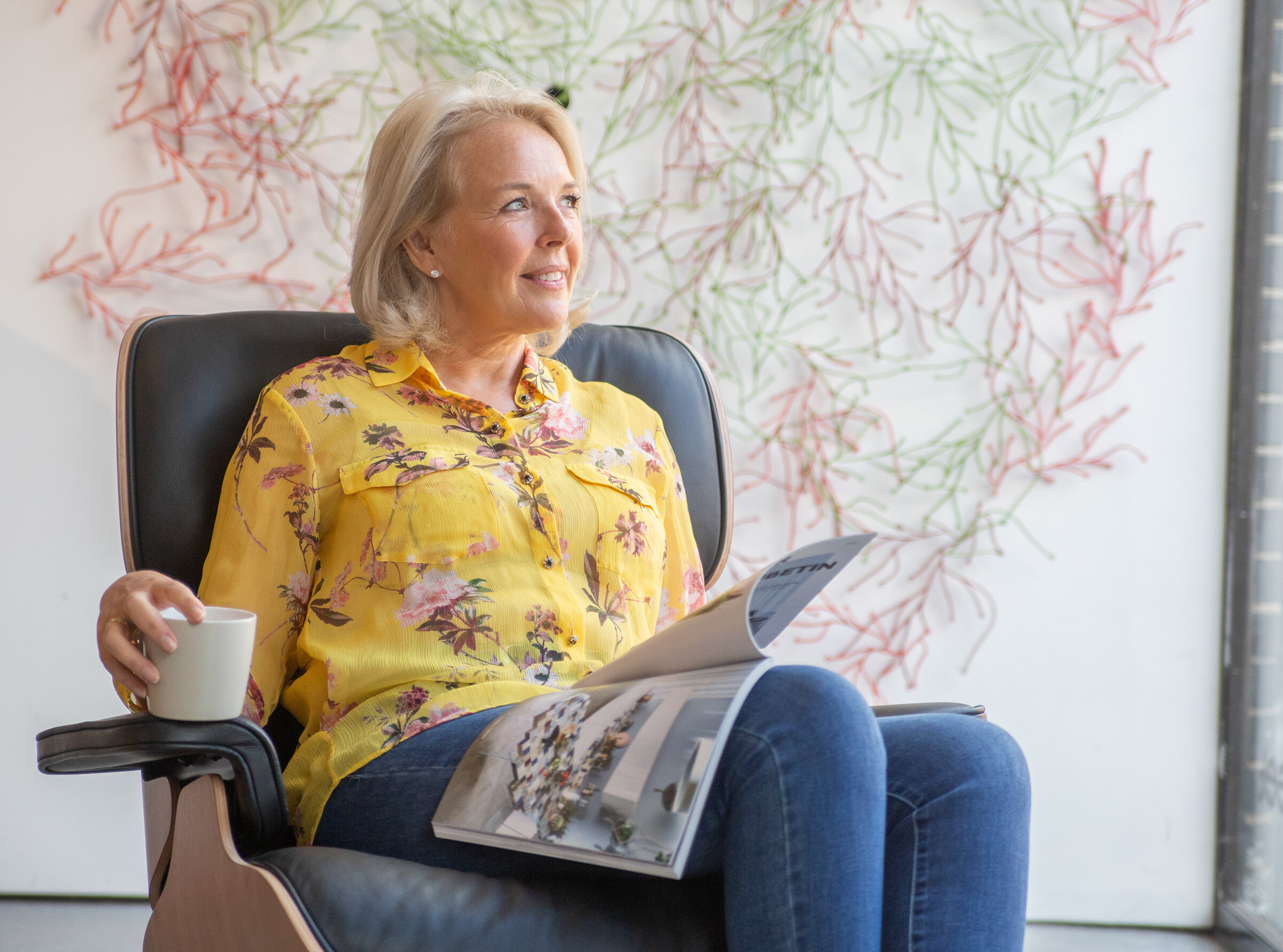 Alison Cooper - Business Development Director