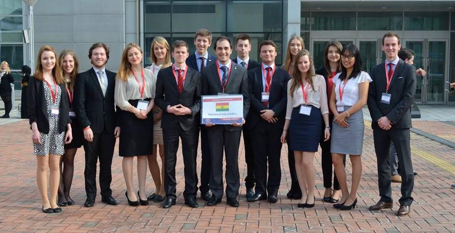 WorldMUN 2015 delegation.jpg