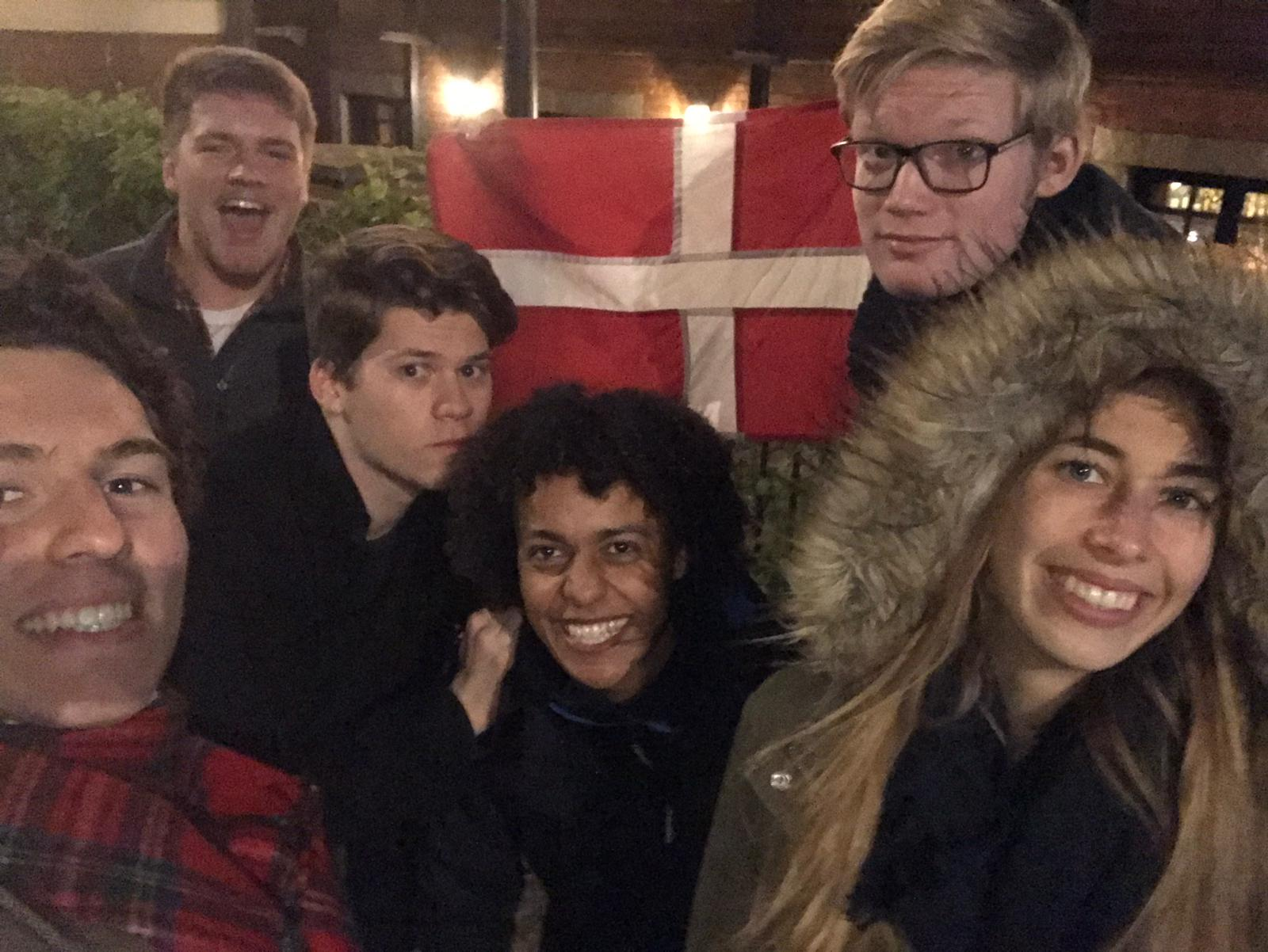 God Aften, København!
