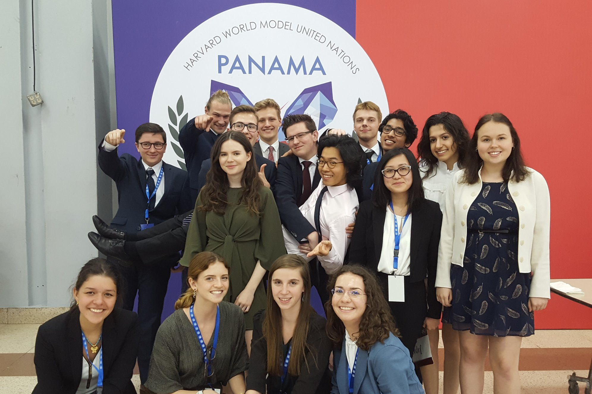 Travel - With MUN, you will get an excellent chance to see many different cities and countries all over the world. For instance, while taking part in the Harvard WorldMUN, the MUN Mannheim's delegation has travelled everywhere, from Canada and Panama to Italy. Next destination: Tokyo, Japan.