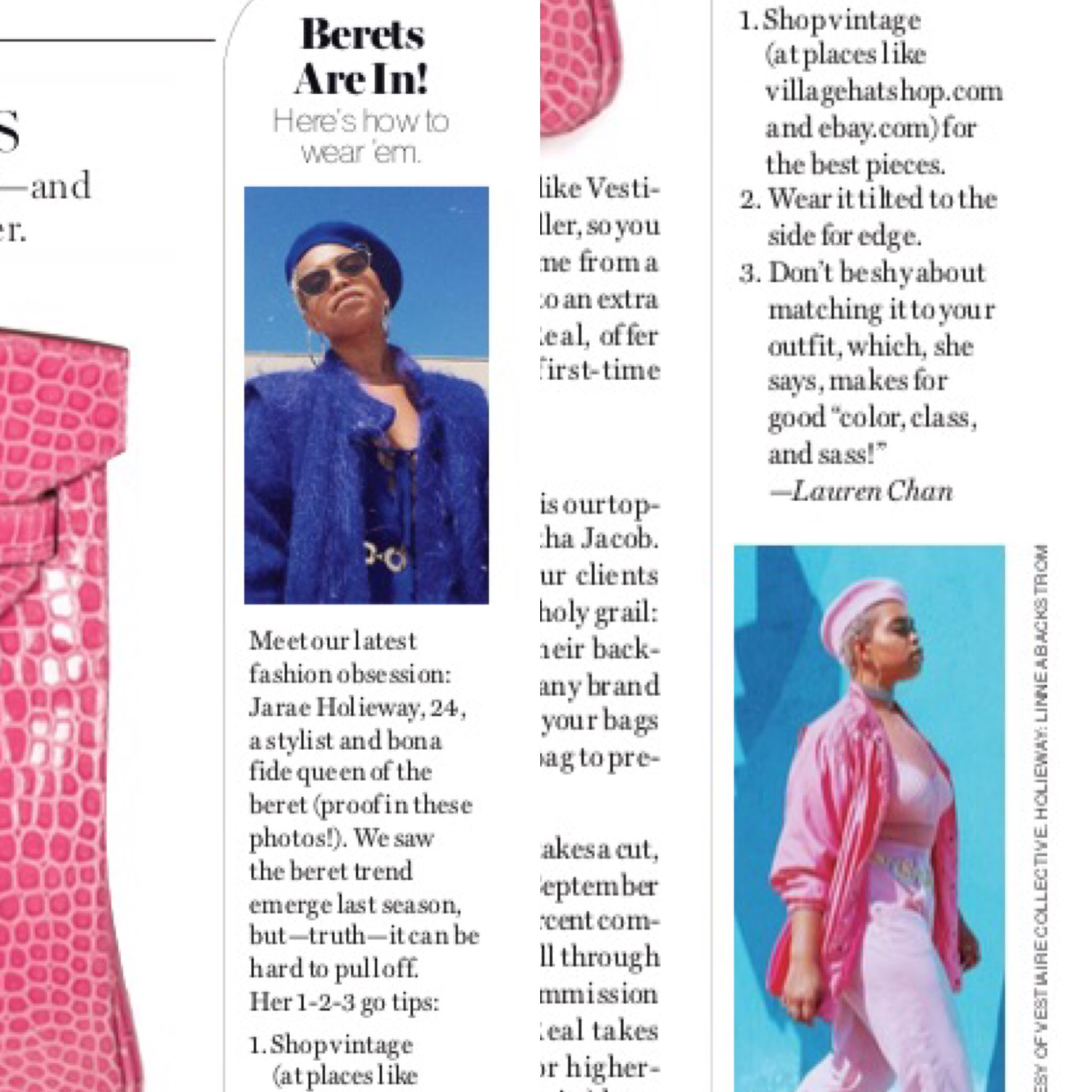 glamour (print) -