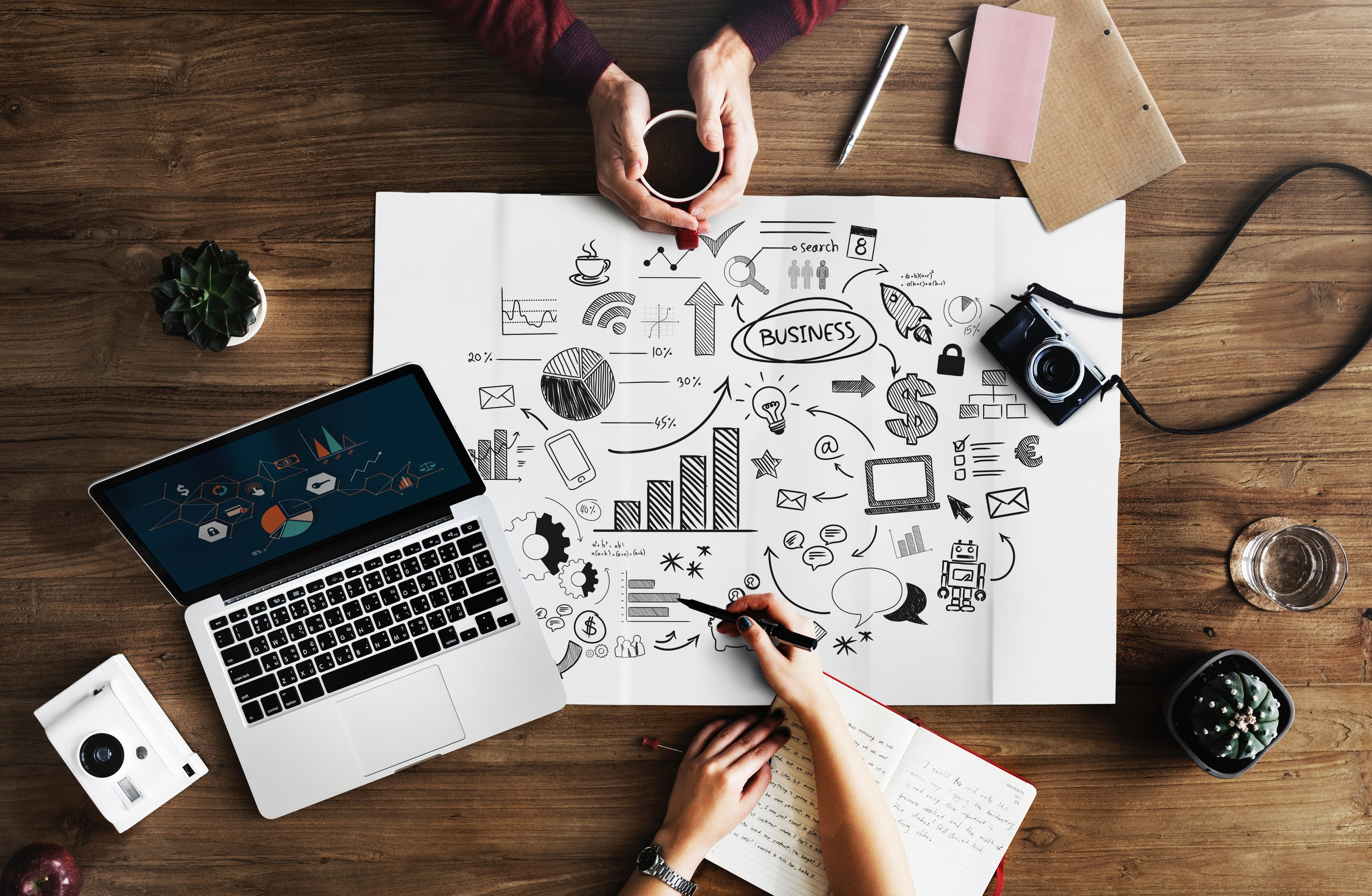 Advanced Diploma in Business with Marketing - Click here for further information on the Advanced Diploma in Business with Marketing course at New Beacon Campus