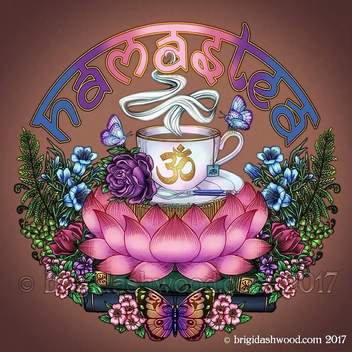 Namastea Namaste Lotus Tea
