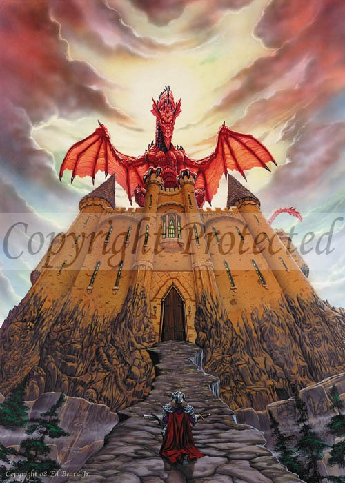 Dragon Lord Magic Castle