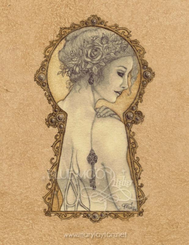 MISTRESS OF THE KEY by MARY LAYTON