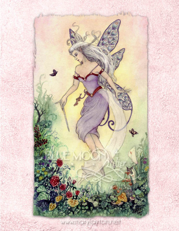 THE SPRINGING by MARY LAYTON