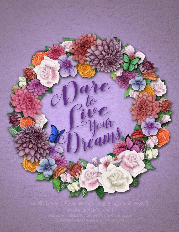 DREAMS DESIGN by MARY LAYTON