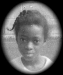 Beverly Jo – 5th Grade