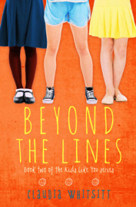 BEYOND THE LINES by Claudia Whitsitt