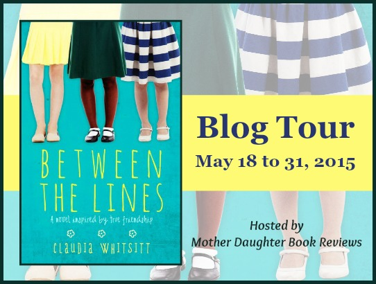 BETWEEN THE LINES - Blog Tour