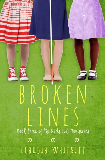 Broken Lines — Claudia Whitsitt