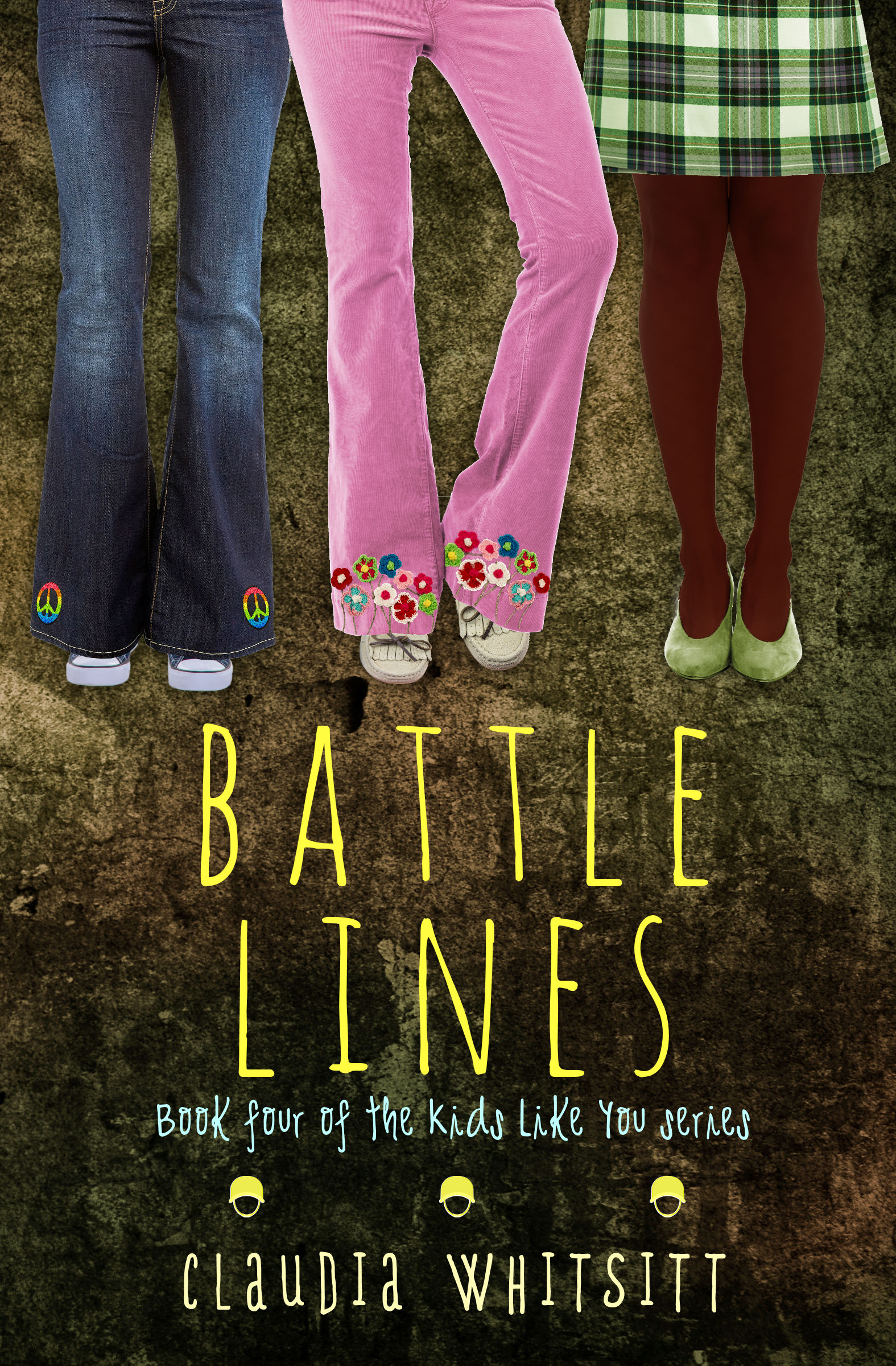 BRAND NEW INSTALLMENT IN THE KIDS LIKE YOU SERIES - BOOK 4
