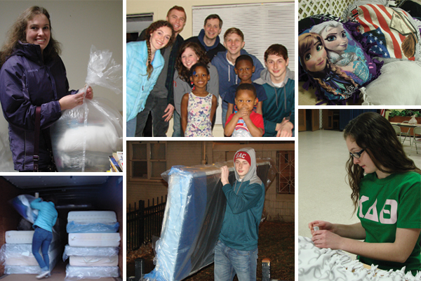 OHAAT and Bryn Athyn College Team Up on MLK Day