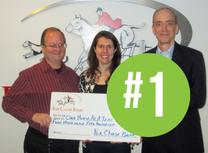 Top 3 Reasons OHAAT Loves Fox Chase Bank