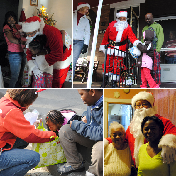 A Special Christmas Delivery — OHAAT