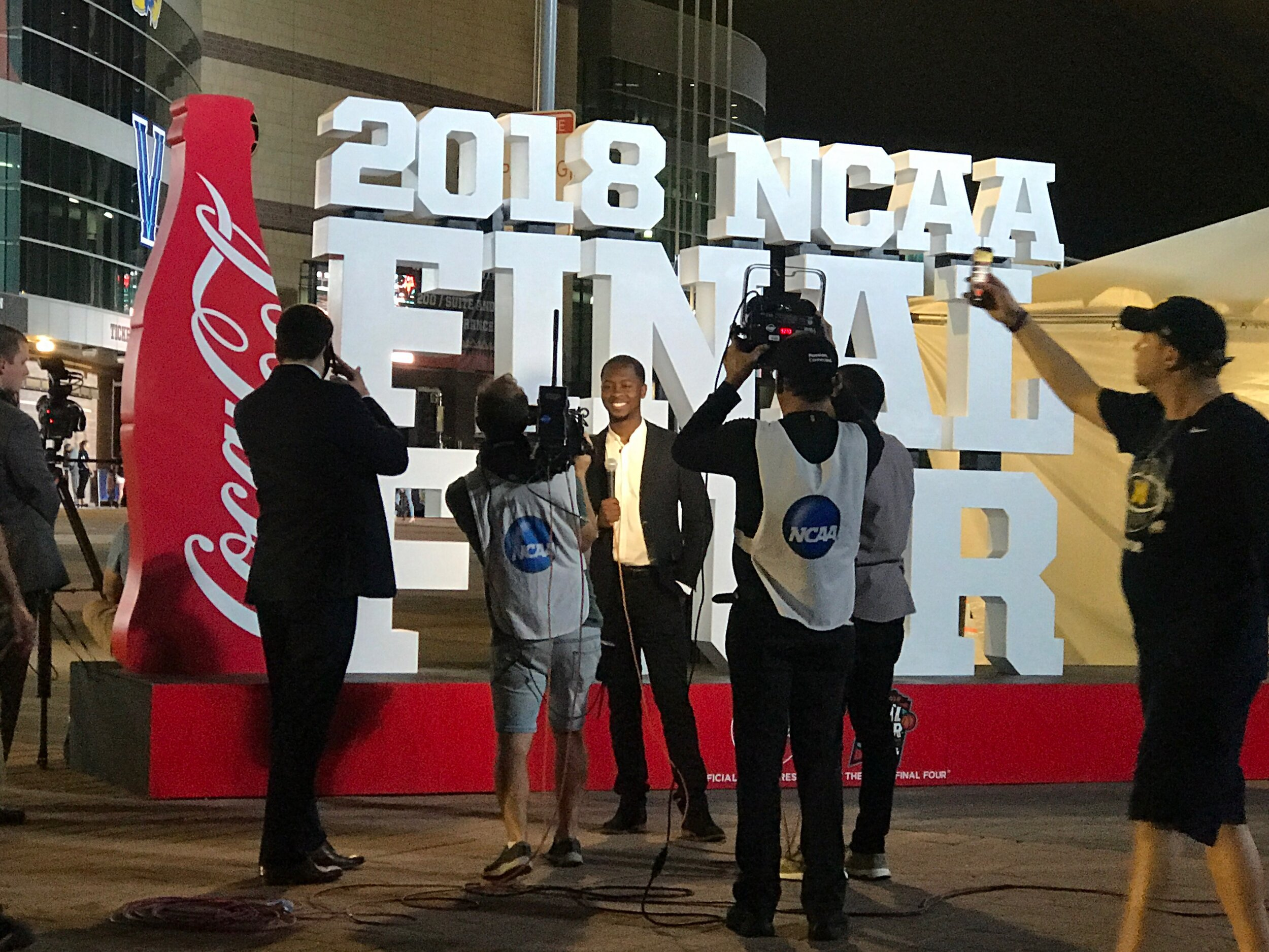 Atlanta Props™ Custom Event and Display Props - 2018 NCAA Final Four