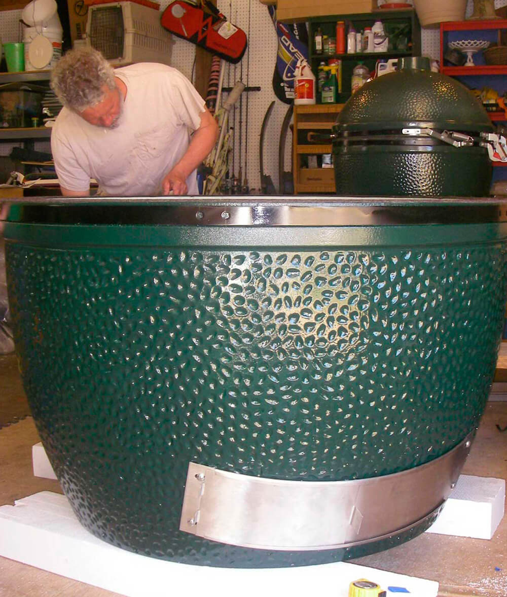 Atlanta Props™ Custom Oversized Props - Big Green Egg