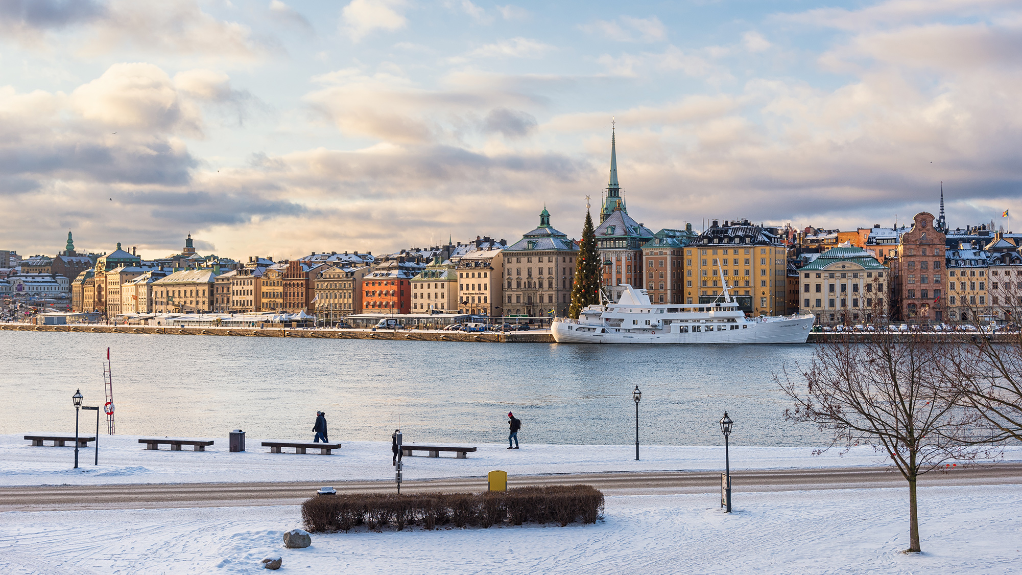 Welcome to come visit in Stockholm Sweden, or connect digitally from anywhere.
