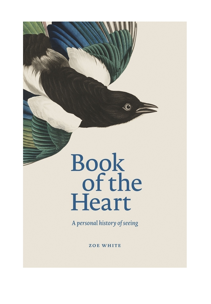 Book of the Heart by Zoe White, Cover Image