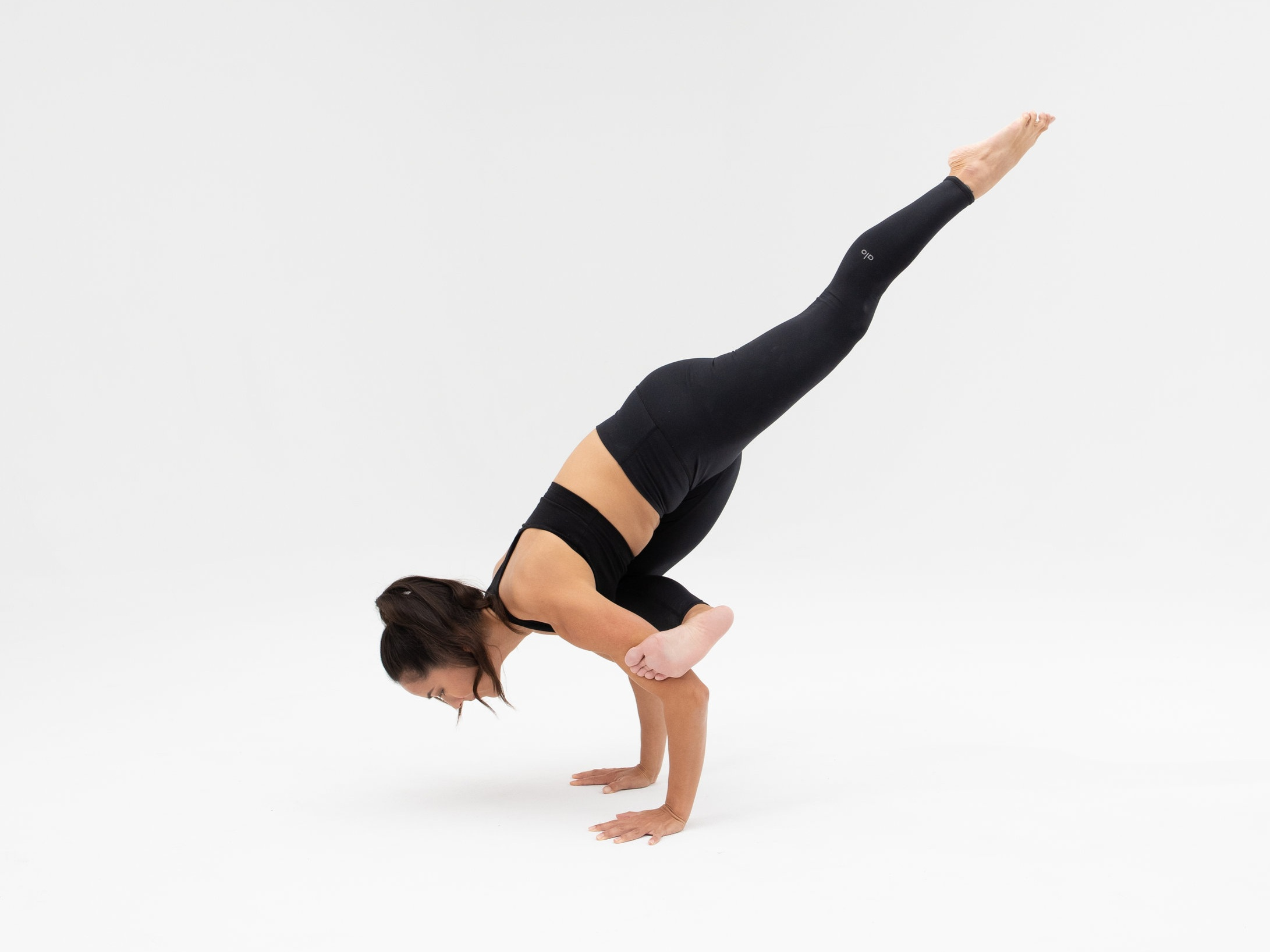 How to do Flying Pigeon Pose   Yoga Tutorial — Alo Moves