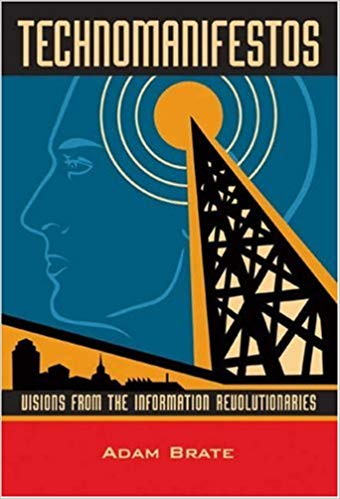 Technomanifestos: Visions of the Informational Revolutionaries - (coauthored as Adam Brate; cover design by Shepard Fairey)The Information Revolution is changing our world -- but is it a change for the better? Will advances in computer technology strengthen democratic values or destroy them? Enhance personal freedom or enslave us? Solve the world's problems or create new ones?Technomanifestos sets out to answer these questions by investigating the primary sources—the seminal but seldom-read texts that form the philosophical foundation of the Digital Age. From artificial intelligence to nanotechnology, cybernetics to the World Wide Web, they chart a fascinating course through the history of ideas.The book explores the triumphs and tragedies of such visionaries as Norbert Wiener, Doug Engelbart, Ted Nelson, Richard Stallman, and K. Eric Drexler. They emerge as a lively group of radical thinkers, deeply committed to civil liberties, personal empowerment, and participatory democracy.