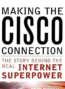 The Cisco Connection: The Stpry Behind the Real Internet Superpower (coauthored as Adam Brate) - Featuring the perspective of top Cisco executives and competitors, this book reveals how Cisco's technology, employees, and even its competition have blended to make Cisco possibly the most important company shaping the future of communications. Next to ruthless competitors Microsoft and Intel, Cisco shines with a kinder, gentler image, emphasizing happy customers and employees. You'll see how Cisco built its impressive culture by cultivating community, boosting morale, whittling down bureaucracy, and saving money to boot. This book also explains how Cisco is positioning itself to enter a new competitive playing field, moving beyond Internet routers in an attempt to build a single, giant, global communications system--based on the Internet--that would make the current telephone system obsolete. Cisco wants to be the company that delivers the infrastructure of this new network, which will combine computer networks with telephones, television, radio, and satellite communications. To do that, it is now challenging global giants such as Lucent Technologies and Fujitsu. Cisco plans to become the backbone of the entire communications industry, making it a corporation of incredible power as the Internet Age blossoms in the new millennium.Provocative and instructive, Making the Cisco Connection traces the unique history of one of the most profitable and enduring technology companies in business today.