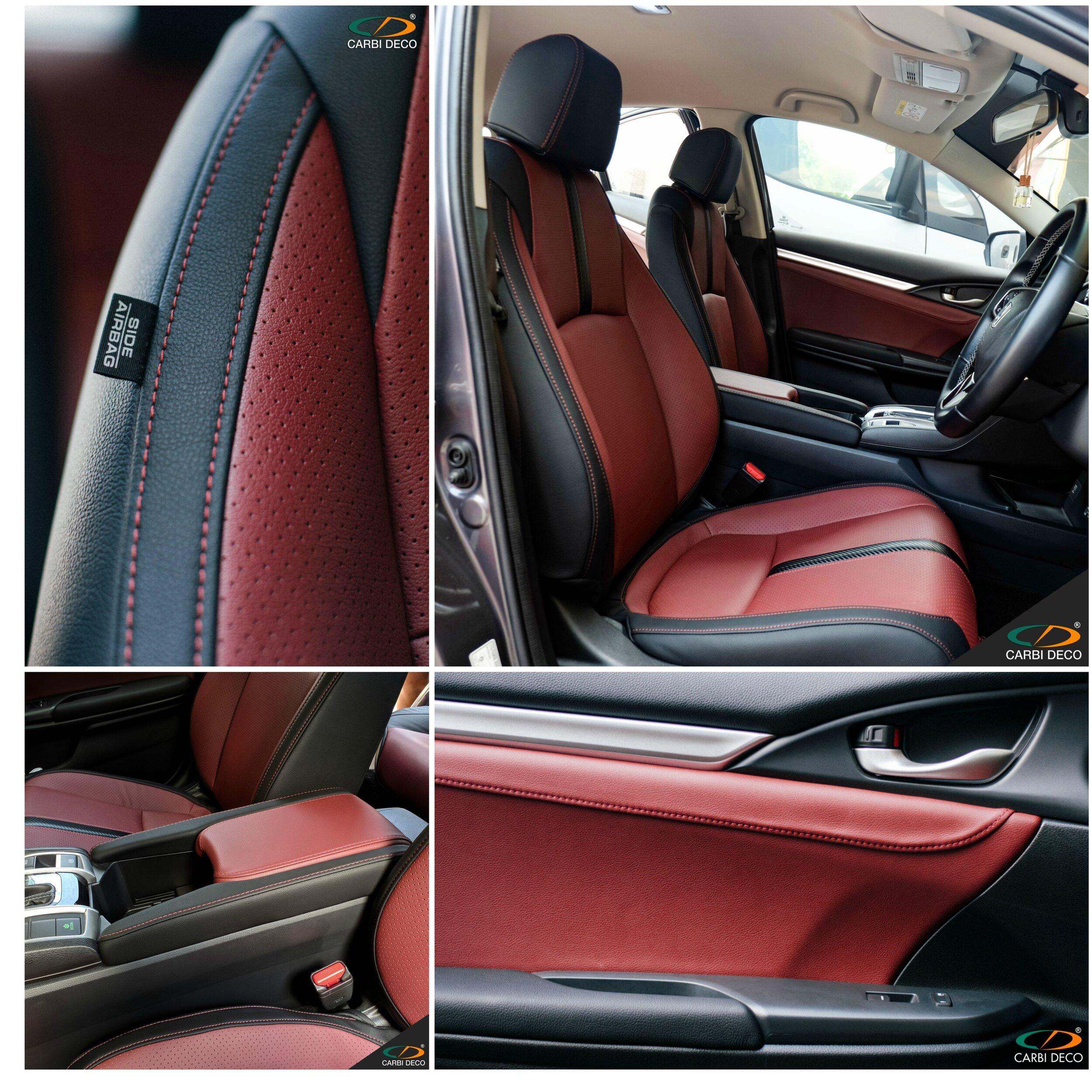 Honda Civic Leather Seat
