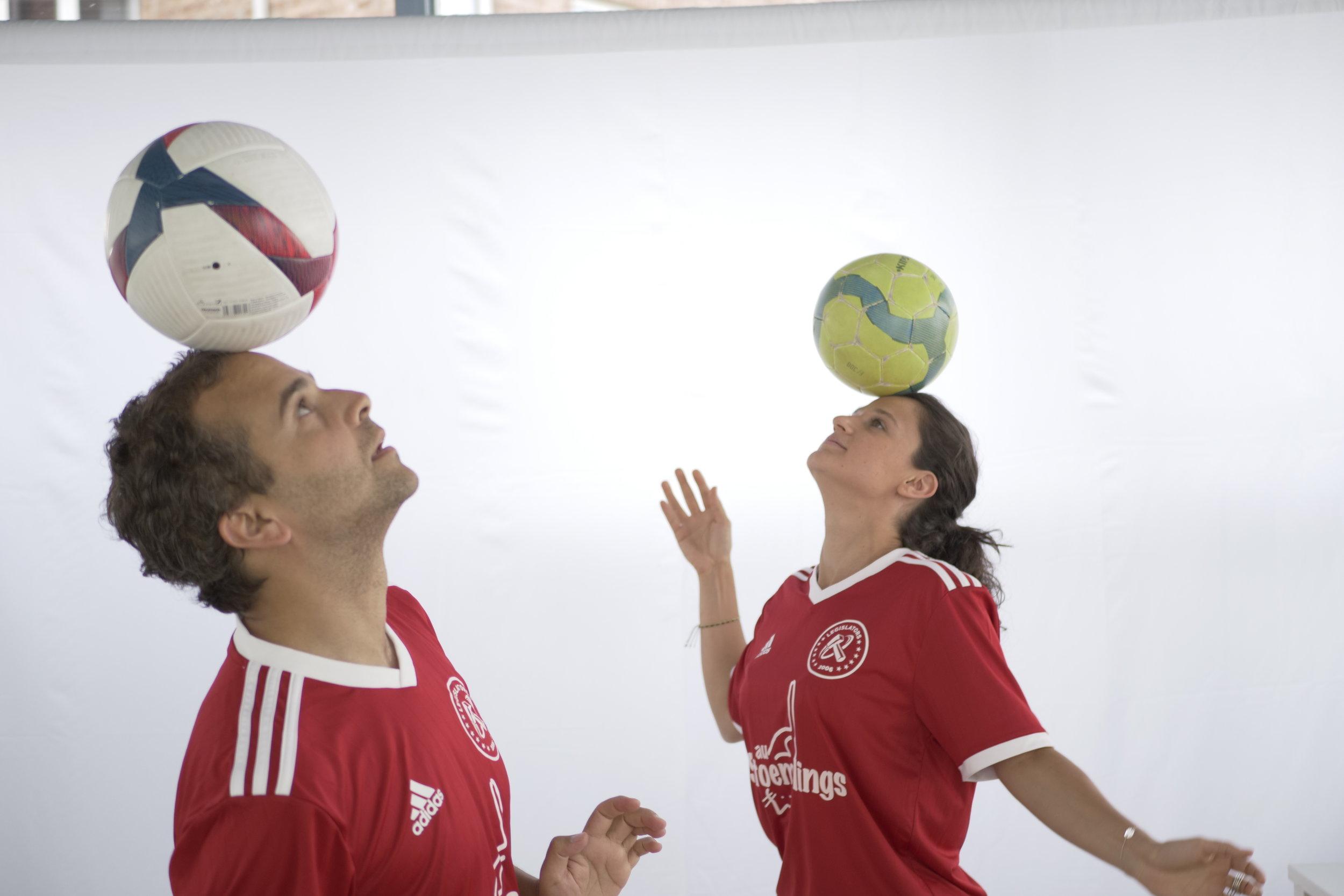 Hebe League - The Football League was……