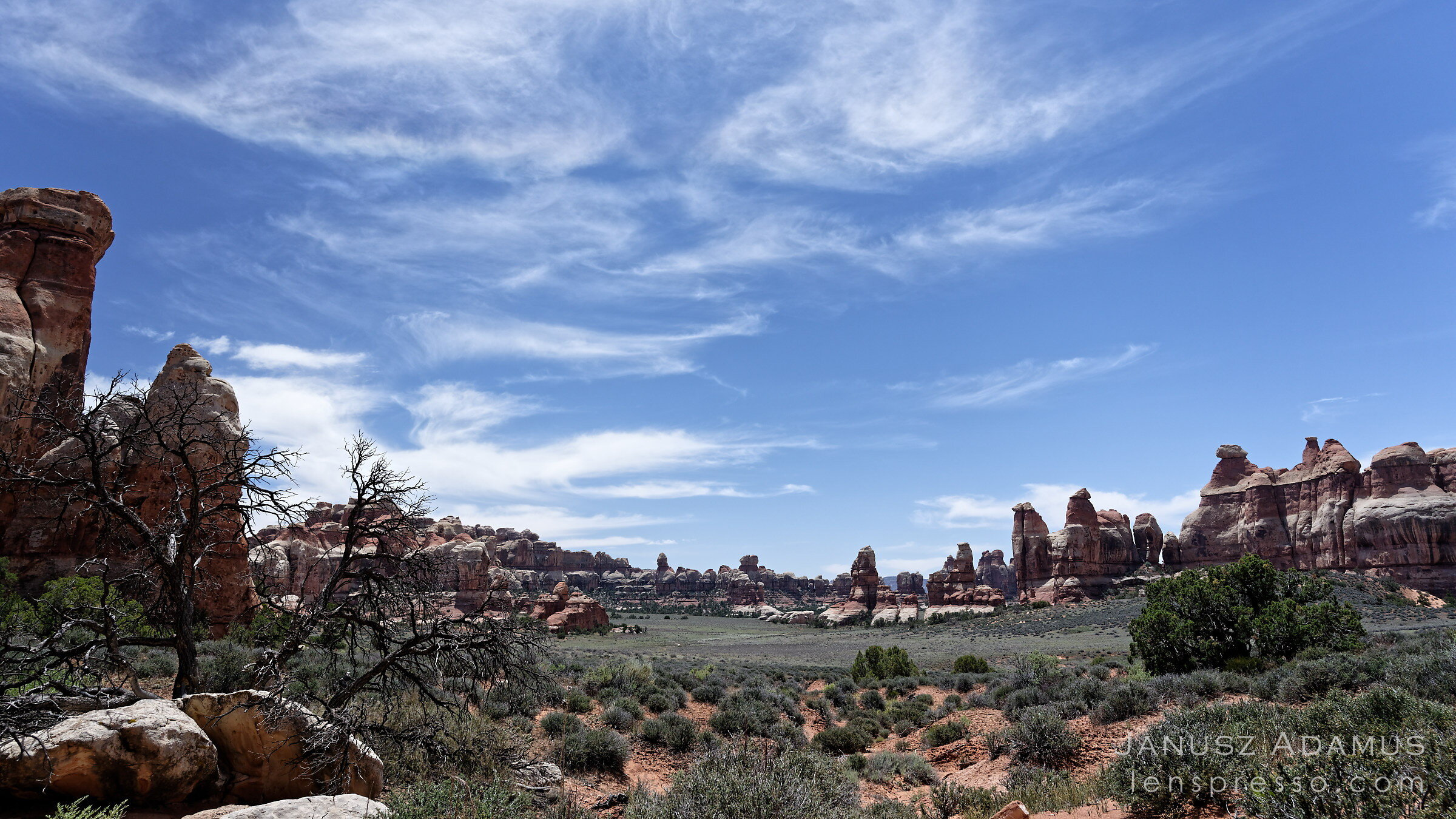 Chesler Park, Canyonlands NP