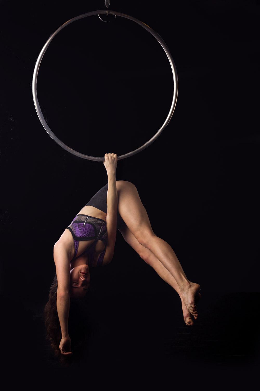 Aerial Hoop -