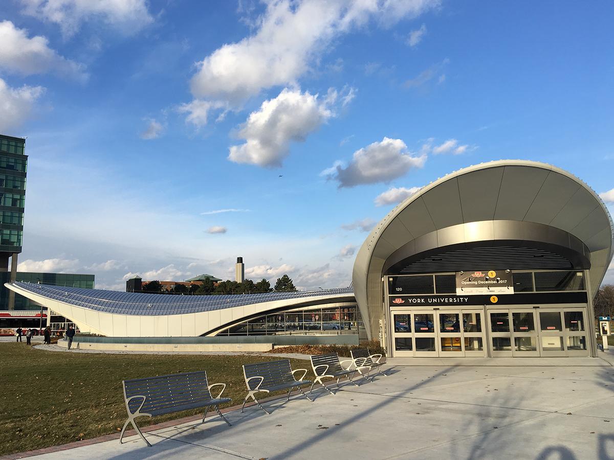 YORK UNIVERSITY STATION | TORONTO, ON