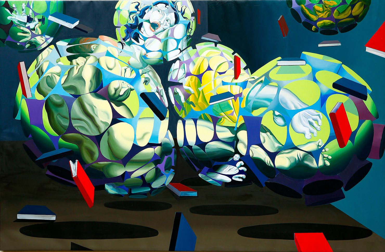 Vertigo by Truman Marquez