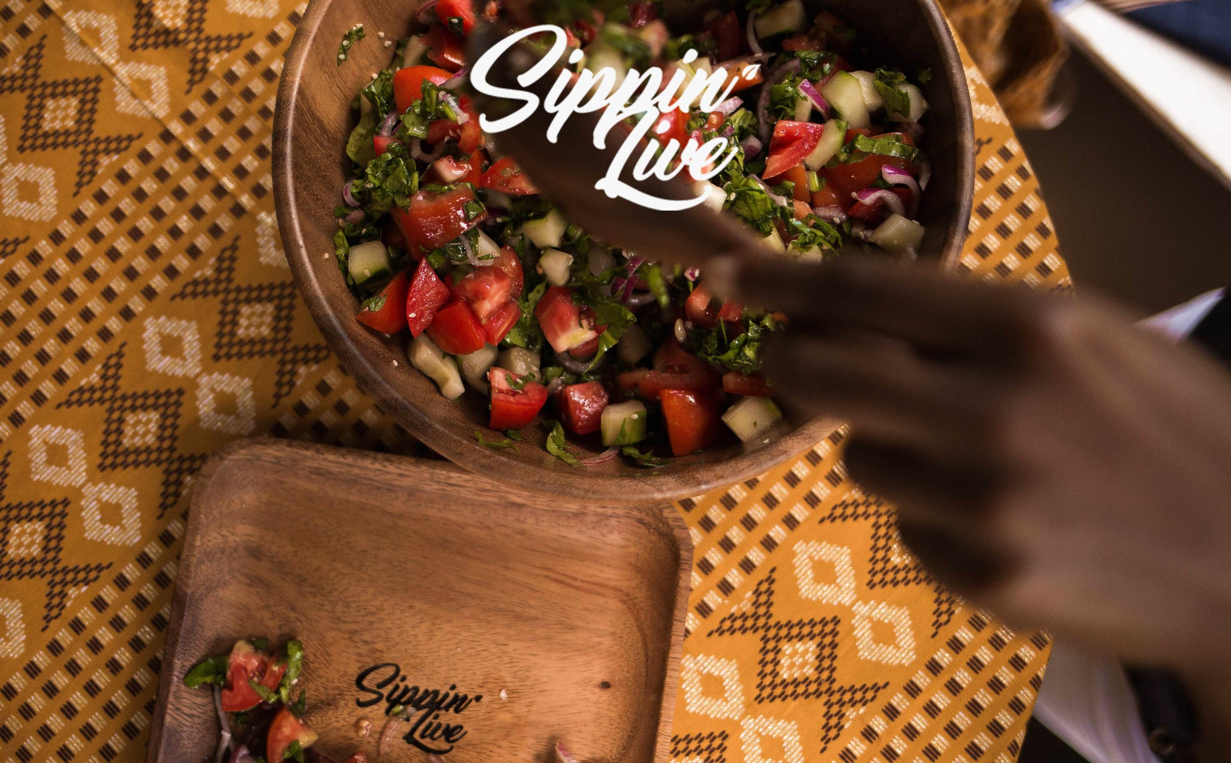 - ___This unique pop-up or workshop experience is known for its food, art and music fusion…___