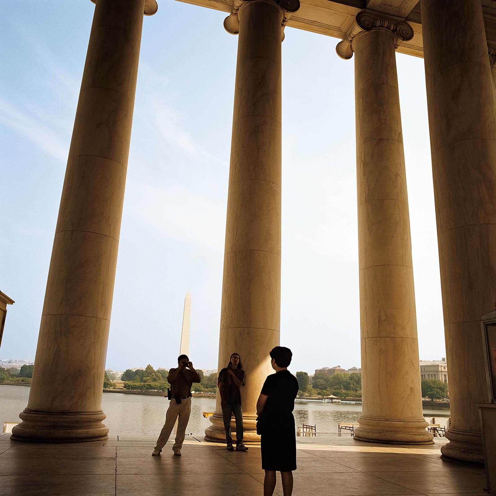 Jefferson Memorial, Washington, DC 1999