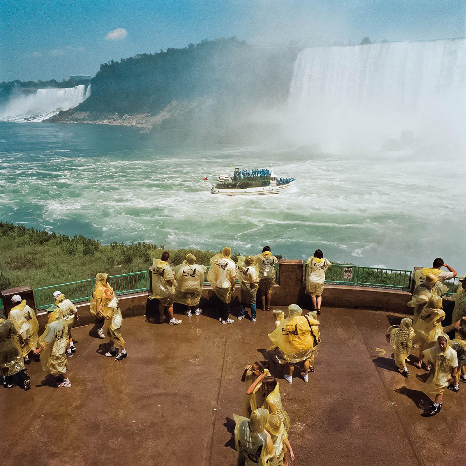 Niagara Falls State Park, New York & Canada 1999