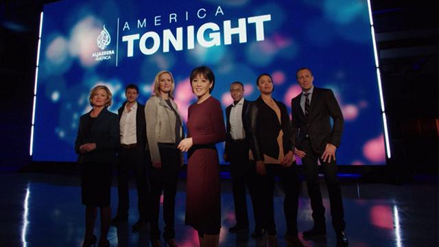 America Tonight - Al Jazeera America2014-2016Dir: Chris HamiltonGracie Award Winner