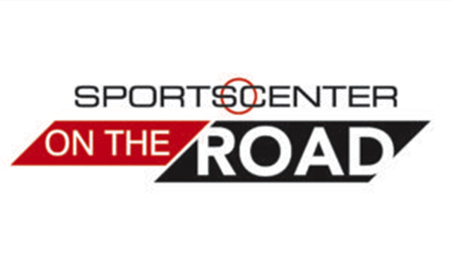Sports Center on the Road - ESPN2015Dir: Becky Coole
