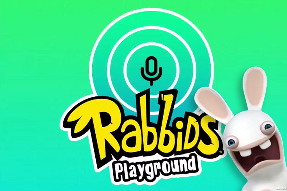 Rabbids love poop and plungers.