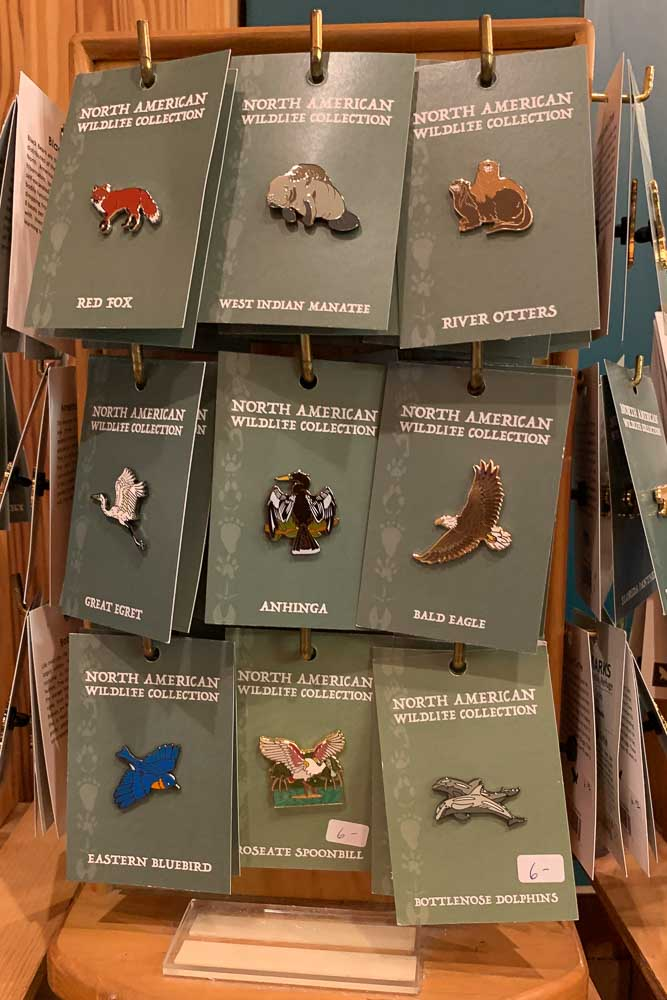 Wildlife Pins