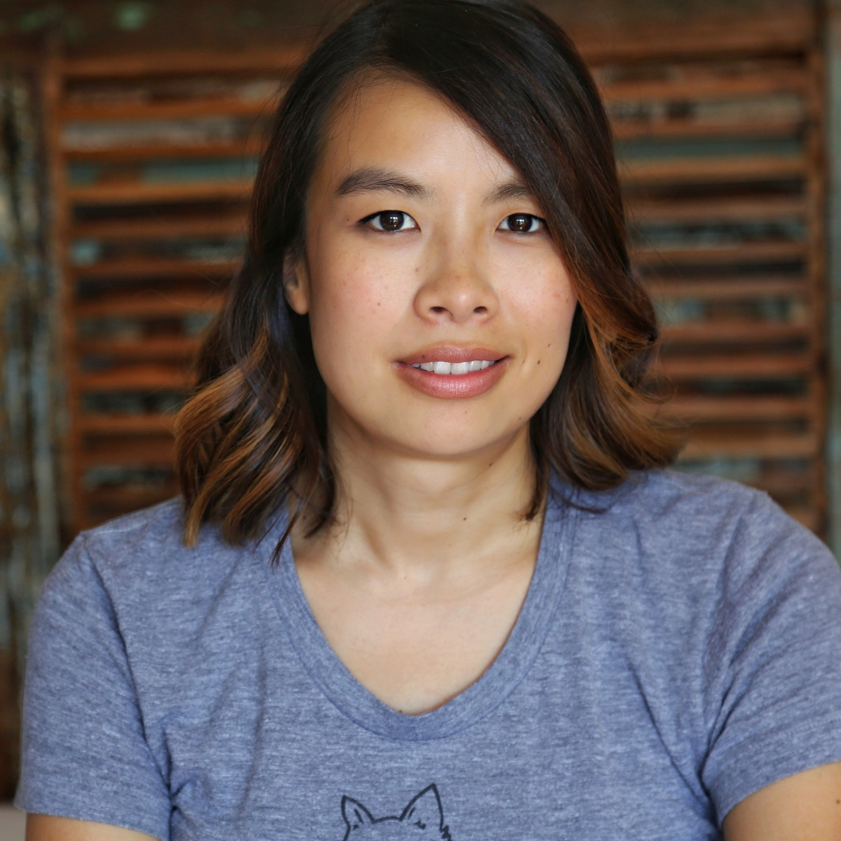 April Shih  ('17) is Co-Producer on Amazon's animated series UNDONE. She was previously a Story Editor on FX's MRS. AMERICA and a Staff Writer on FXX's YOU'RE THE WROST.