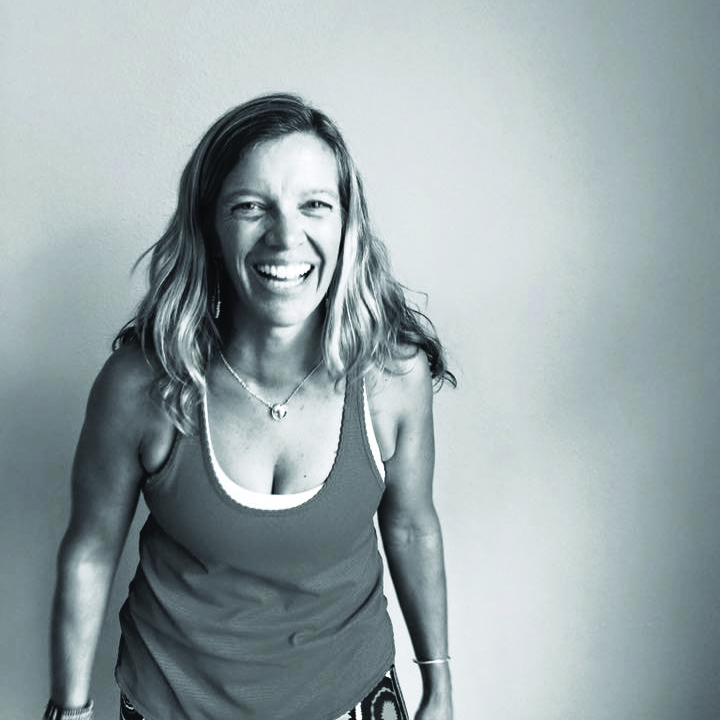Julie Kiddoo - FOUNDER / CO-OWNER & TEACHERJulie lives in Eagle-Vail, (Avon) Colorado with her husband, Tom, their two children, Charlie and Catie, and their Golden Retriever, Nala. Julie is the owner Revolution Power Yoga, a Baptiste Affiliate studio. She is a 1200 hour certified Baptiste Yoga teacher, a LifeForce Yoga Level 1 practitioner and a lululemon ambassador.She is the author of Bye-Polar, an autobiography of her journey though her own mental health struggles and the healing she found along the way. Julie loves being on her yoga mat, spending time in nature, road trips with her family and having fun with friends and family.After her first Baptiste Yoga class in 2007, Julie felt something different. She was touched, moved and inspired in a way that she had never been before. Through experiences on her mat, Julie learned that ultimately she was the only one who had the power to change her life. Julie's intention for her students is to inspire and empower so that they expand the boundaries of what they think is possible for themselves on and off their mat.