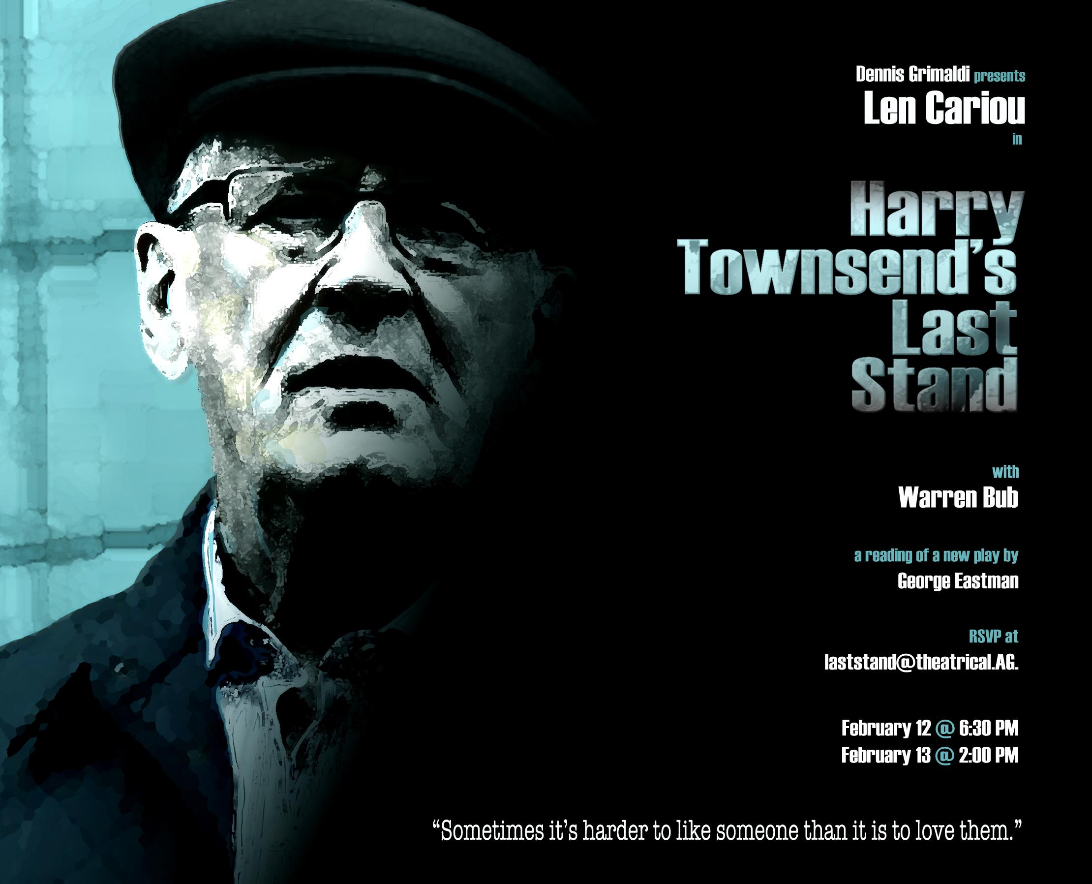 Harry Townsend GREEN Full Flier (3).jpg