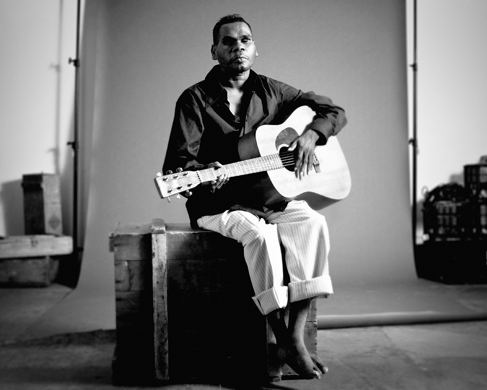 Gurrumul - Djarimirri (Child of the Rainbow) — 2018LISTENView the 2018 Shortlist