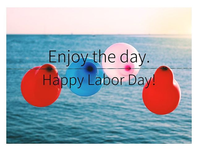 Have a great day off! Unless you're still working, then have a great Monday! . . . . #paradoxmediagroup #pmg #laborday #happylaborday #dayoff #mondays #labordayweekend #longweekend #marketingagency #digitalmarketing #chicagodigitalmarketing #losangelesmarketing #lasocial #girlboss #womenentrepreneur #myownboss #entrepreneur #socialmediamarketing #emailmarketing #holidayweekend